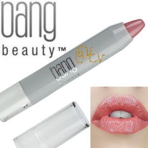 3/$25 Bang Beauty Lip Crayon Lipstick Kiss Me NEW